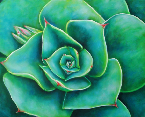 Succulence - Art Prints
