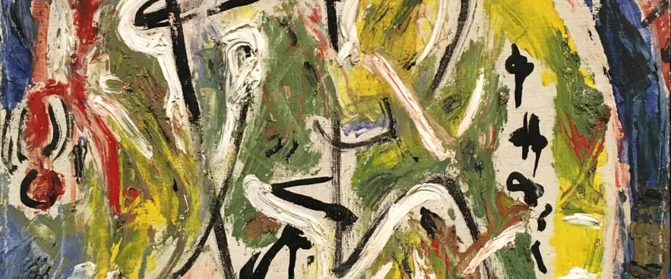 Abstract - Jackson Pollock by Jackson Pollock | Buy Posters, Frames, Canvas  & Digital Art Prints