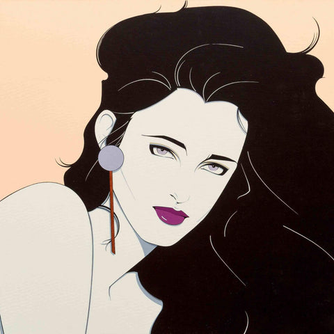 Temptress - Pop Art Painting Square