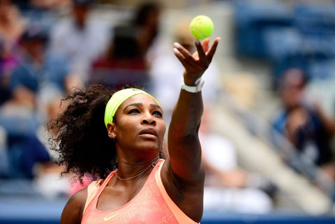 Spirit Of Sports - Serena Williams - Legend Of Tennis