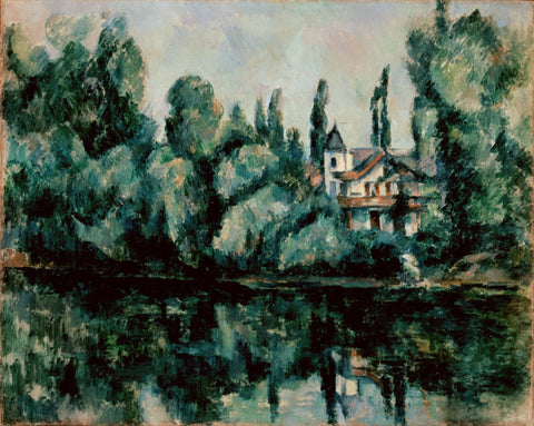 The Banks of the Marne - Framed Prints