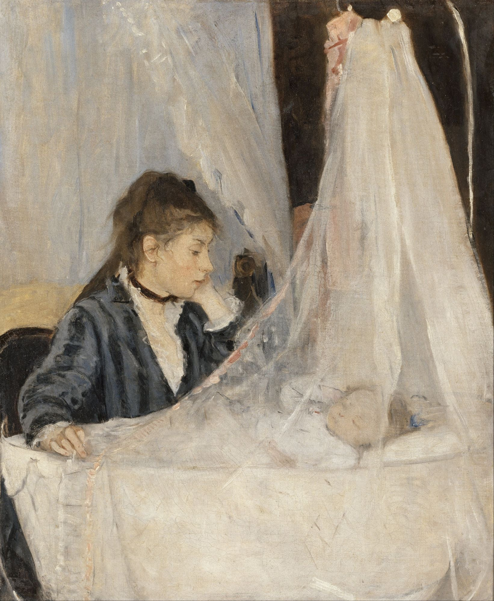 Berthe Morisot Paintings | Buy Posters, Frames, Canvas, Digital Art & Large Size Prints