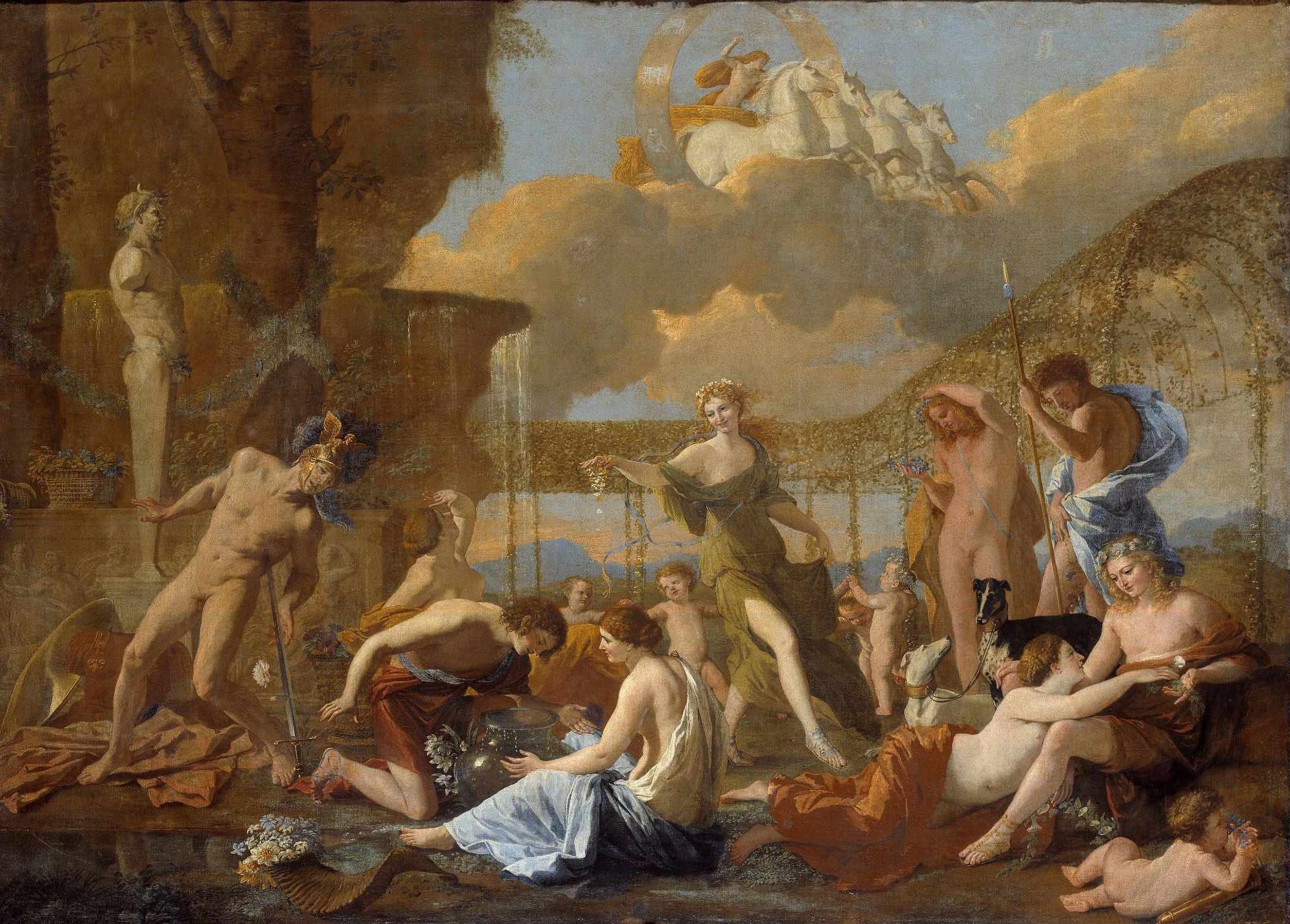 Nicolas Poussin | Buy Posters, Frames, Canvas, Digital Art & Large Size Prints Of The Famous Old Master's Artworks