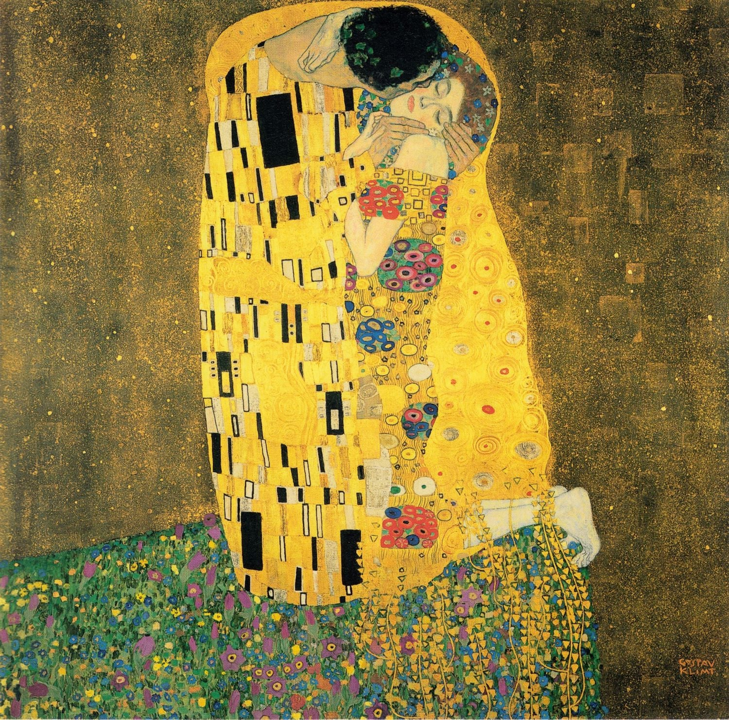 Gustav Klimt Paintings | Buy Posters, Frames, Canvas, Digital Art & Large Size Prints Of The Famous Modern Master's Artworks