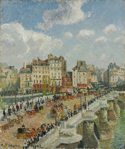The Pont-Neuf - Art Prints