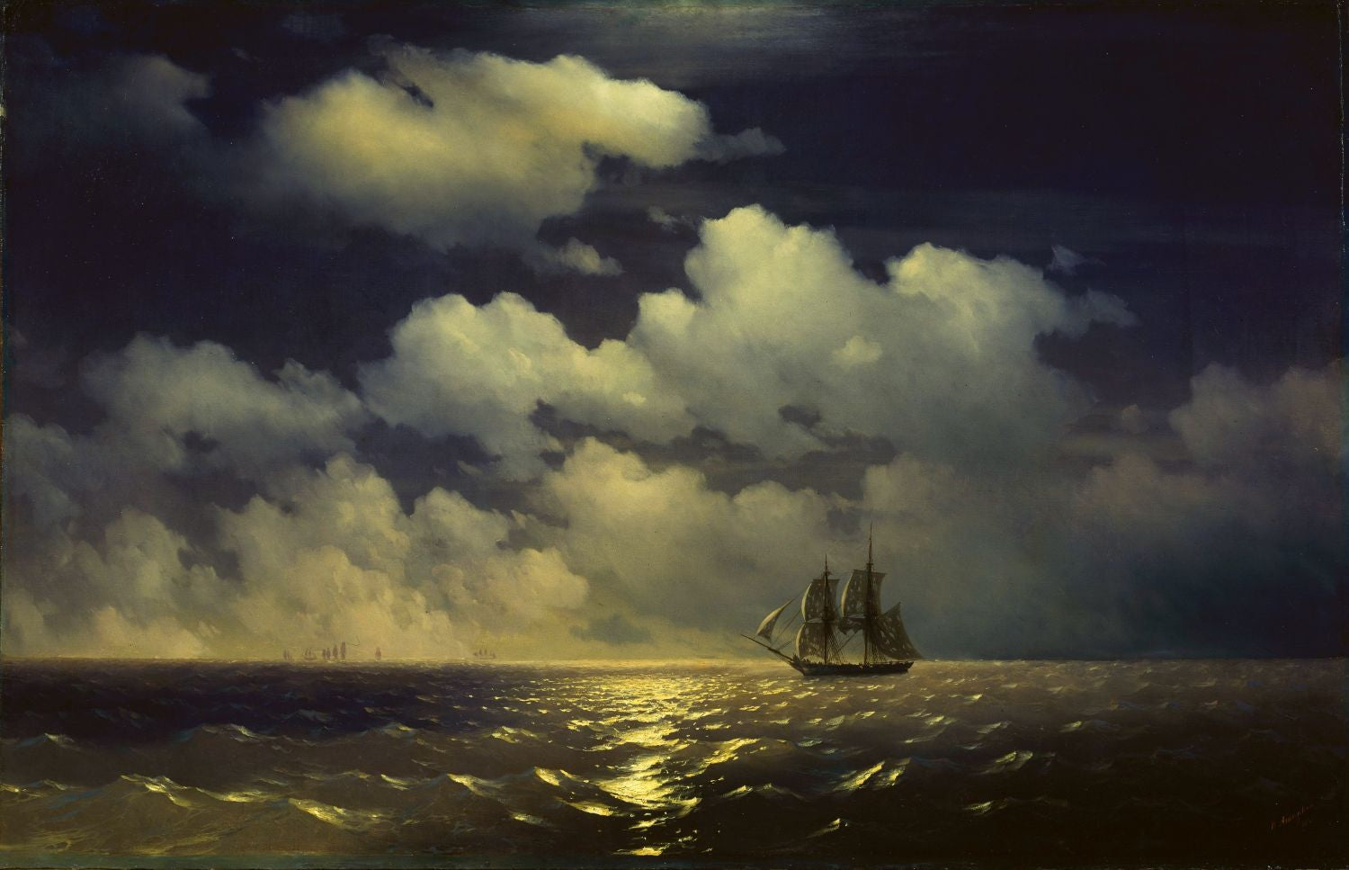 Ivan Aivazovsky | Buy Posters, Frames, Canvas, Digital Art & Large Size Prints Of The Famous Old Master's Artworks