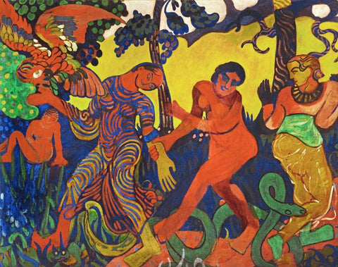 The Dance by Andre Derain