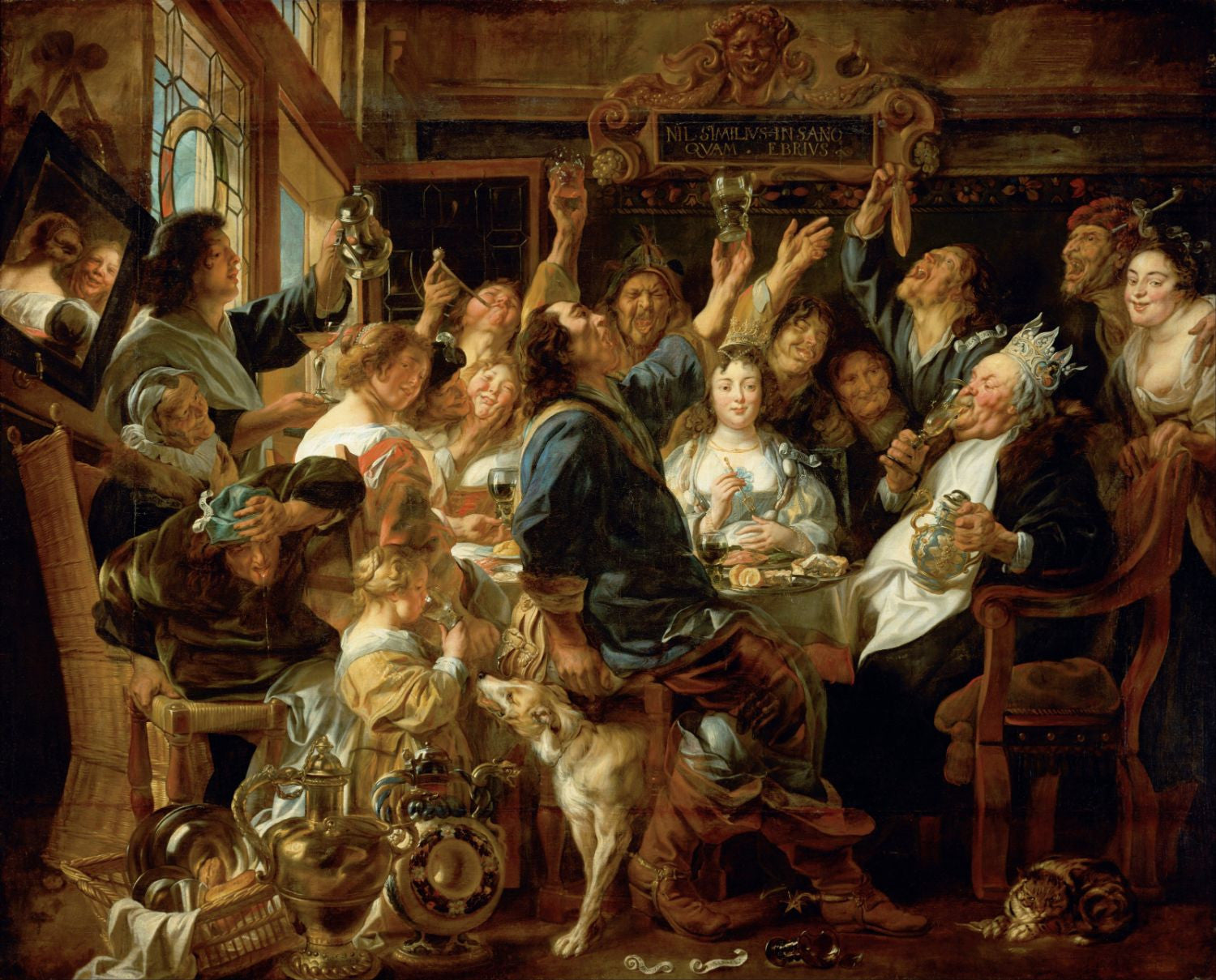 Jacob Jordaens | Buy Posters, Frames, Canvas, Digital Art & Large Size Prints
