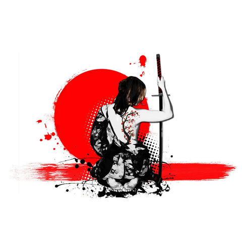 The Female Samurai