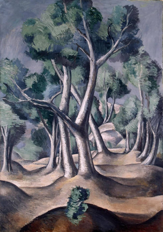 The Grove by Andre Derain