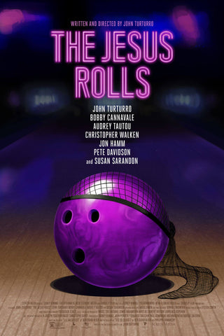 The Jesus Rolls (Big Lebowski Sequel) - Tallenge Hollywood Cult Classics Movie Poster