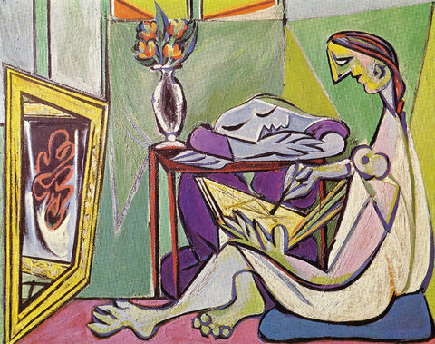 Pablo Picasso - La Muse - The Muse