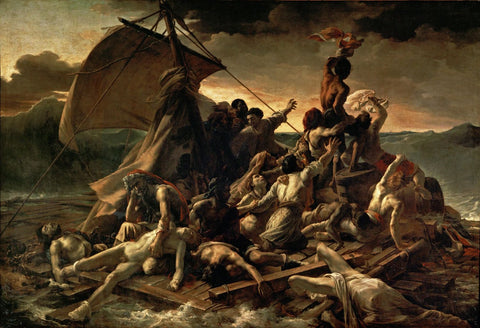 The Raft Of The Medusa
