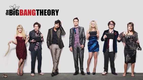 The big bang theory - After party - Life Size Posters