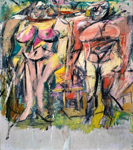 Two Women With Still Life, 1952