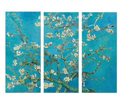Almond Blossoms - Art Panels by Vincent van Gogh