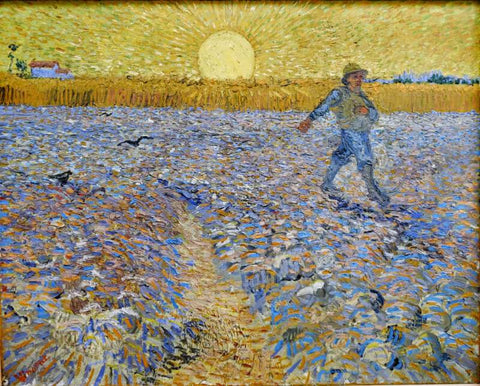 Untitled - (The Sower)