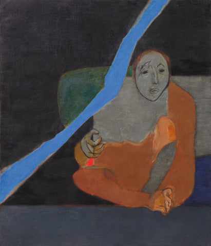 Untitled, 1969 by Tyeb Mehta