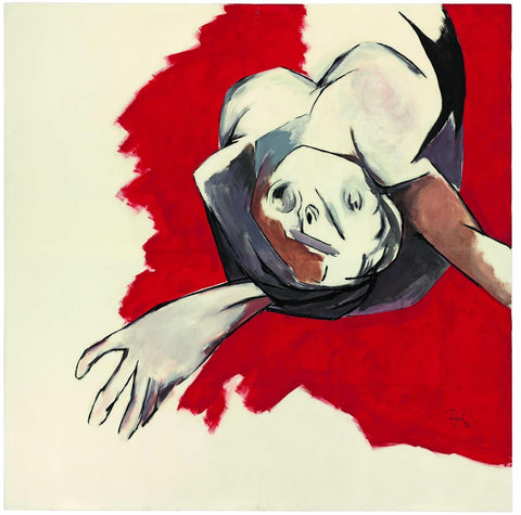 Untitled (Falling Figure), 1992