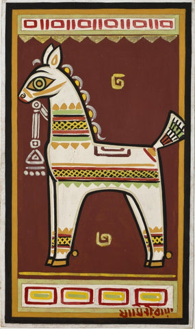 Untitled (Horse) - Canvas Prints