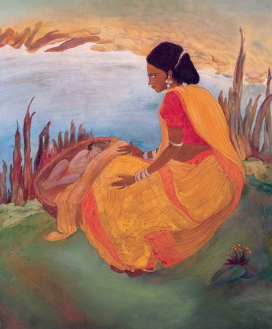 Untitled (Kunti) - Large Art Prints