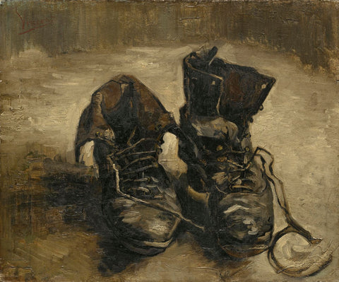 Shoes - Canvas Prints