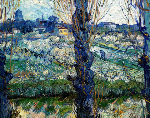 Vincent van Gogh - View on Arles