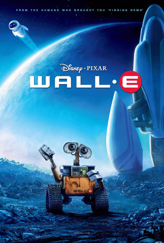 WALL·E - Hollywood Animation Classic Movie Poster
