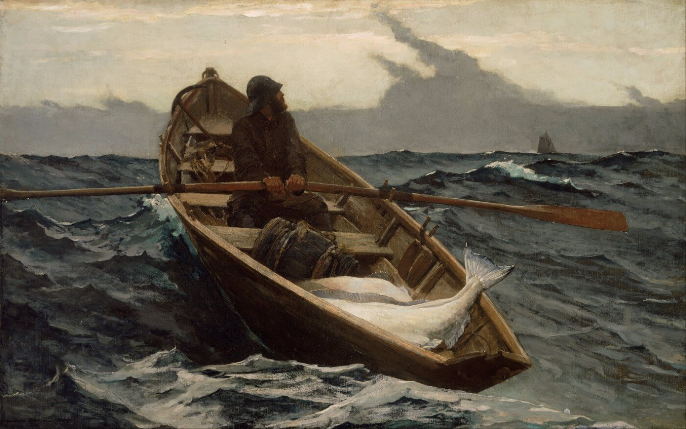 Winslow Homer Paintings | Buy Posters, Frames, Canvas, Digital Art & Large Size Prints Of The Famous Modern Master's Artworks