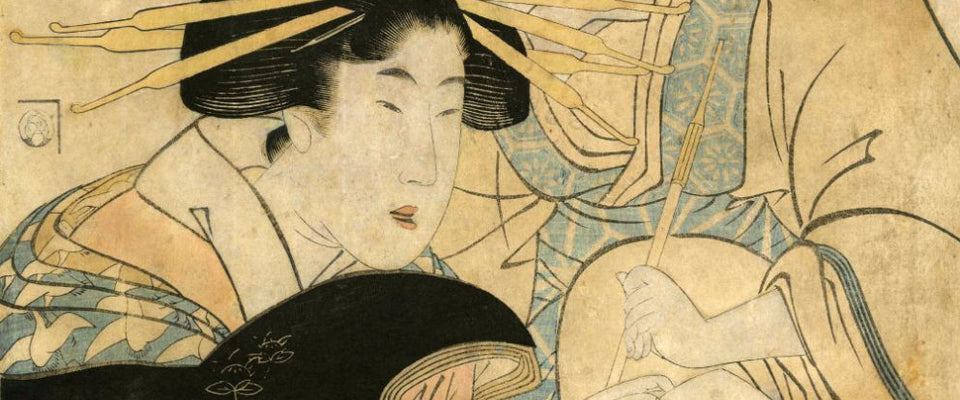 Woodblock by Kitagawa Tsukimaro | Buy Posters, Frames, Canvas  & Digital Art Prints