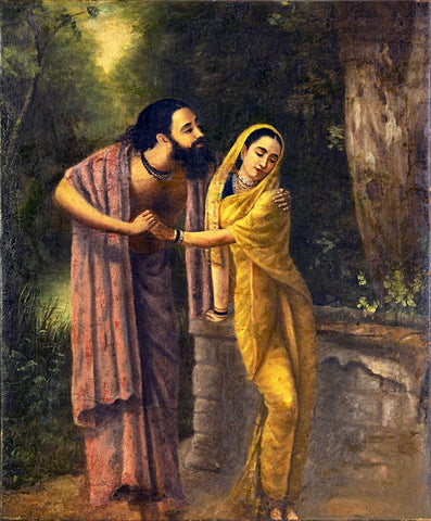 Arjun And Subhadra