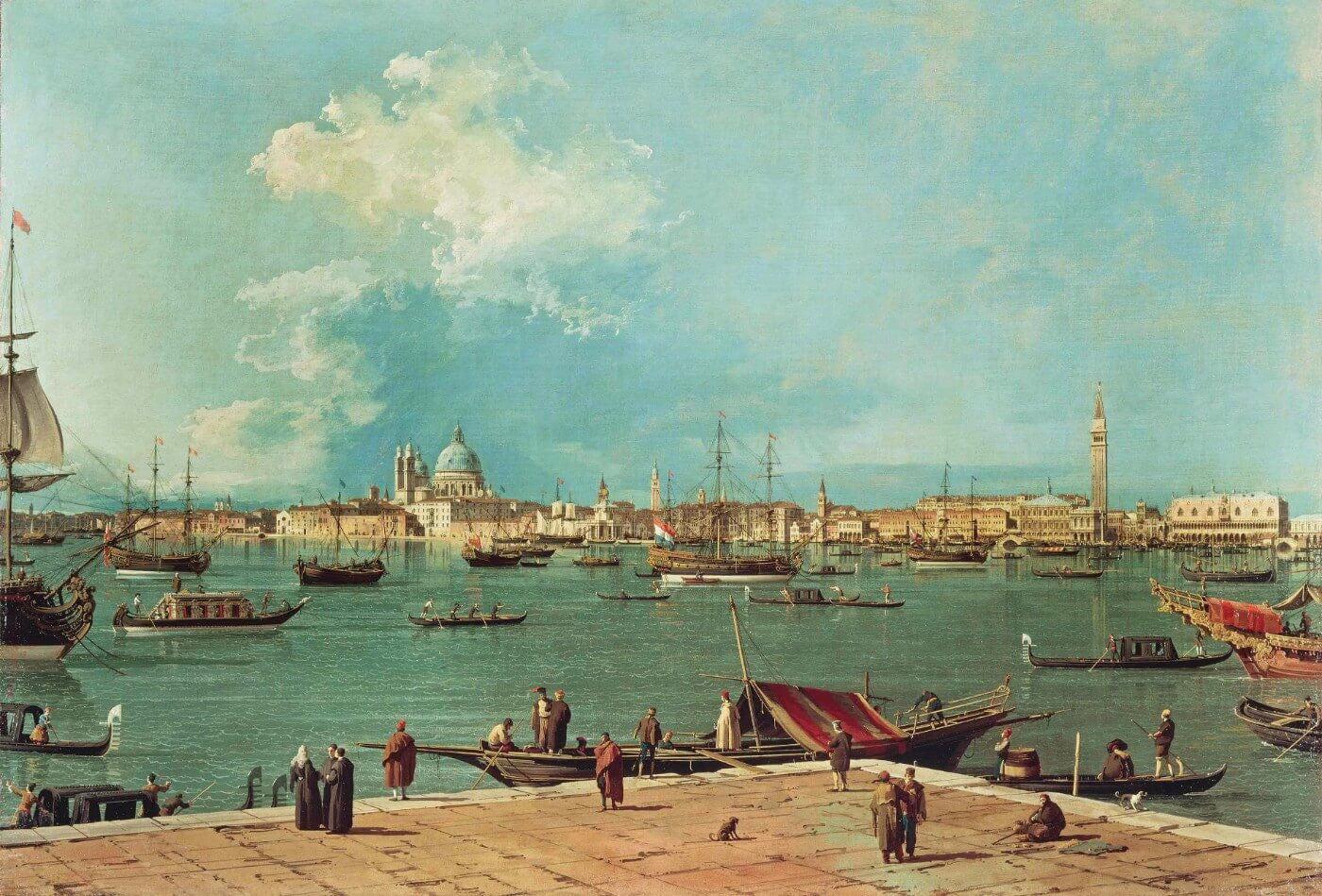 Canaletto Paintings | Buy Posters, Frames, Canvas, Digital Art & Large Size Prints