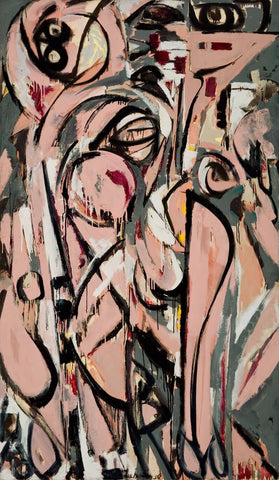 Birth by Lee Krasner