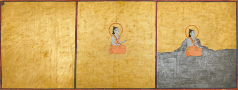Three Aspects Of The Absolute From A Manuscript Of The Nath Charit, 1823 - Posters