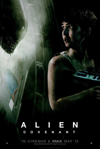 Alien Covenant - Posters