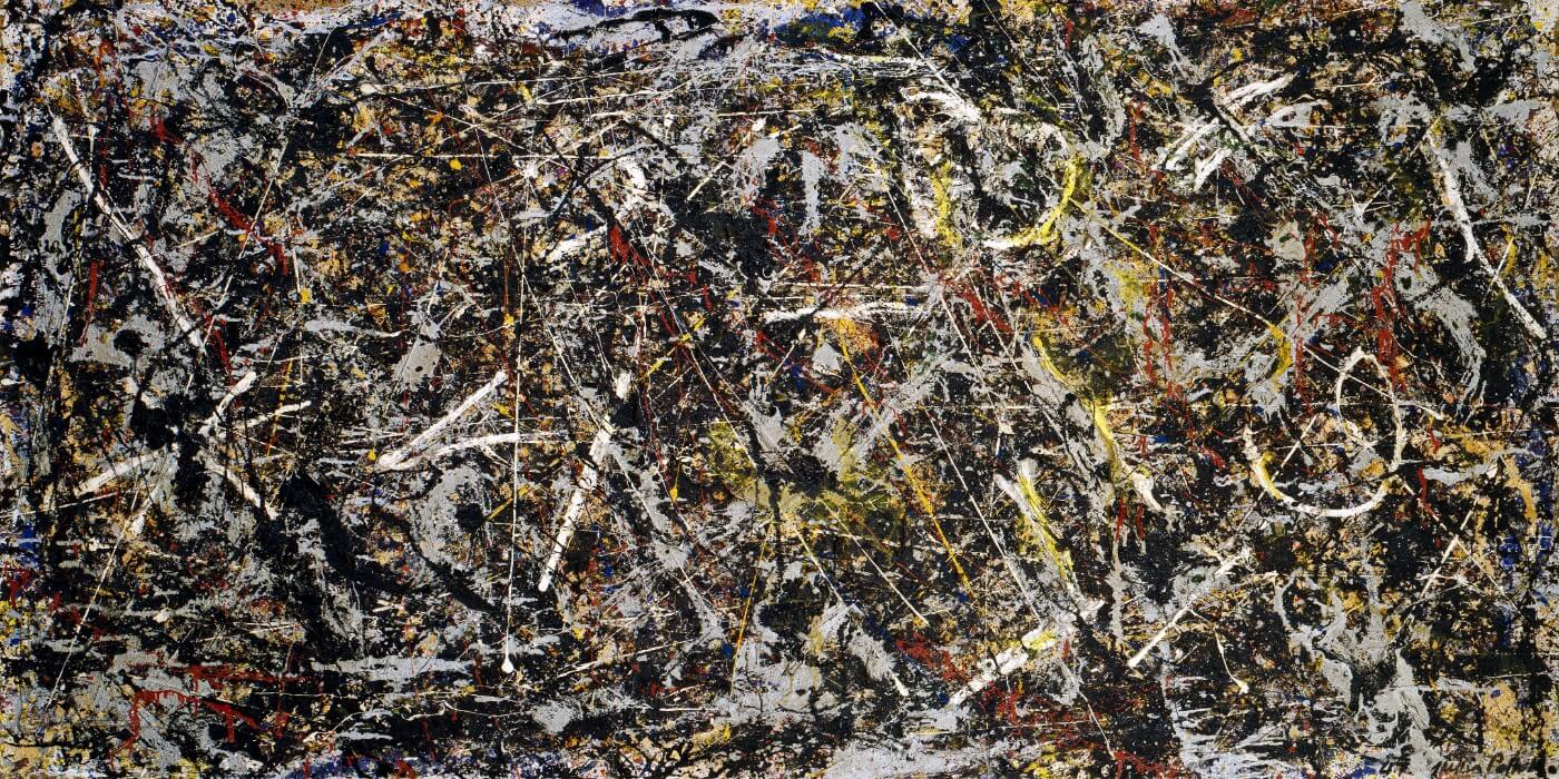 Jackson Pollock Paintings | Buy Posters, Frames, Canvas, Digital Art & Large Size Prints Of The Famous Modern Master's Artworks
