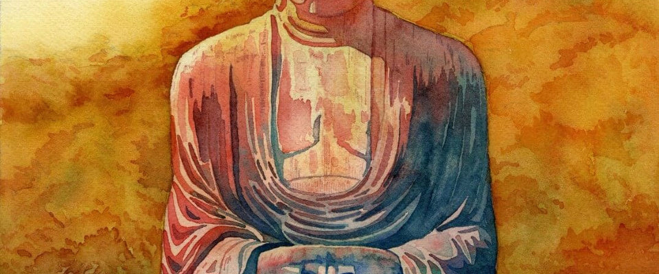 Buddha Kamakura by Lakshmana Dass | Buy Posters, Frames, Canvas  & Digital Art Prints