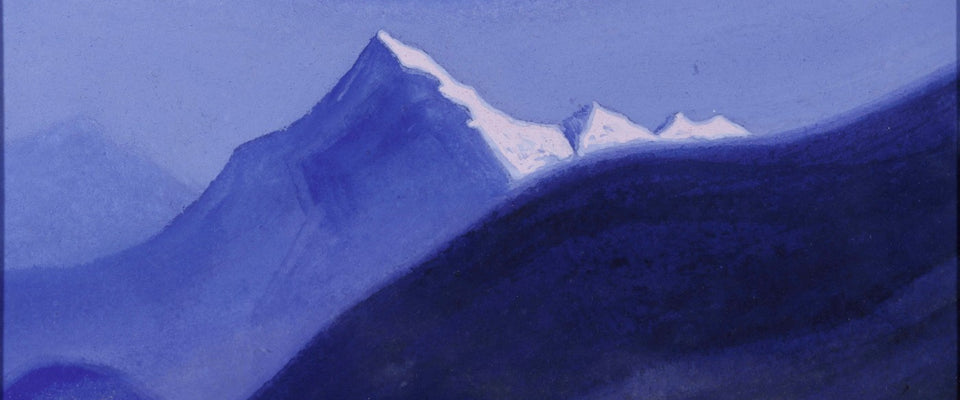 Lahul by Nicholas Roerich | Buy Posters, Frames, Canvas  & Digital Art Prints