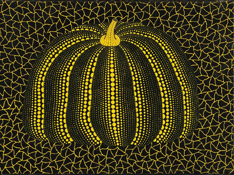 Kusma - Pumpkin 1995 by Kusama