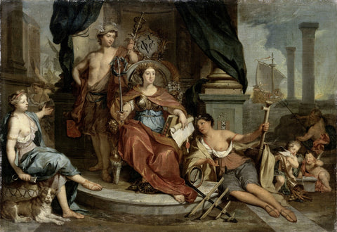 Apotheosis of the Dutch East India Company