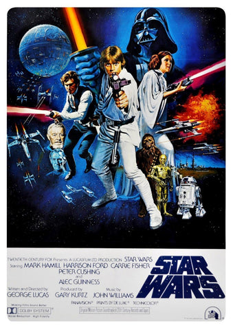 A New Hope - II - Posters