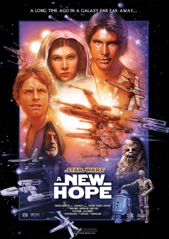 A New Hope - III - Posters