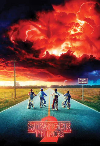 Stranger Things - Poster - Posters