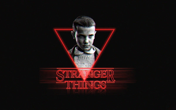 Stranger Things - Animated - Large Art Prints