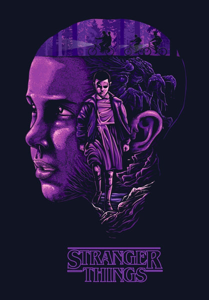 Stranger Things - Fear - Life Size Posters