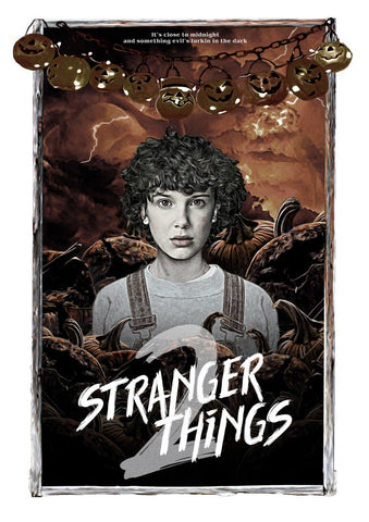 Stranger Things - Outside - Life Size Posters