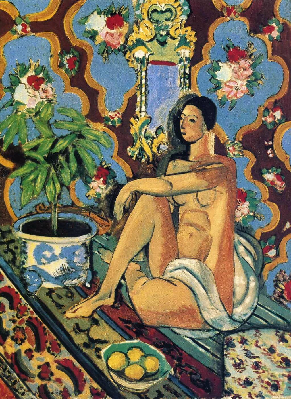 Henri Matisse | Buy Posters, Frames, Canvas, Digital Art & Large Size Prints Of The Famous Modern Master's Artworks