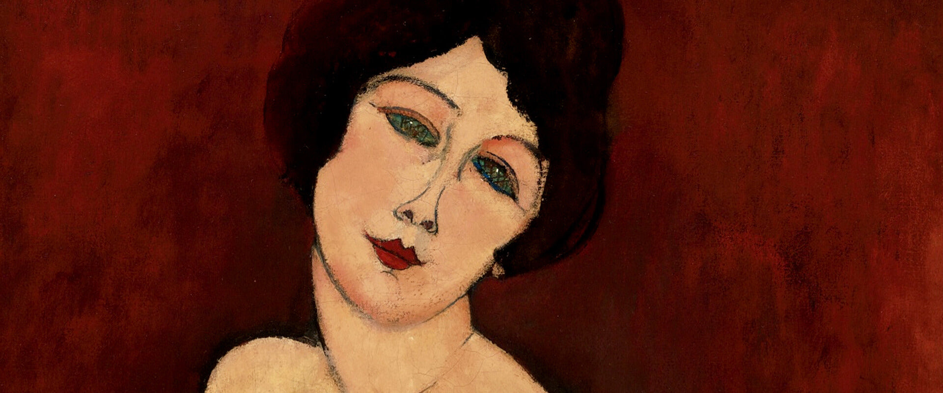 Amedeo Modigliani Artworks Collection | Buy Posters, Frames, Canvas, Digital Art & Large Size Prints Of The Famous Modern Master's Artworks