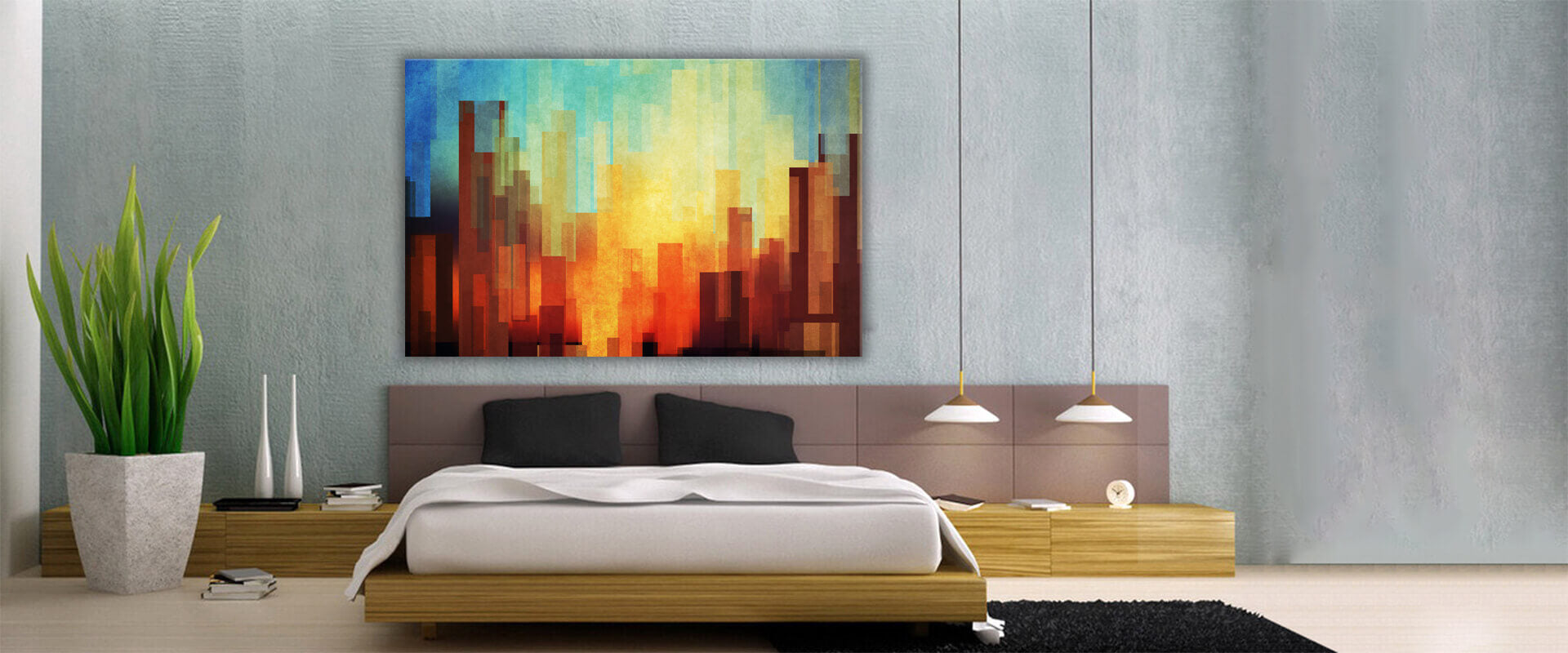 Bedroom Art Decor Buy Posters Frames Canvas Digital Art