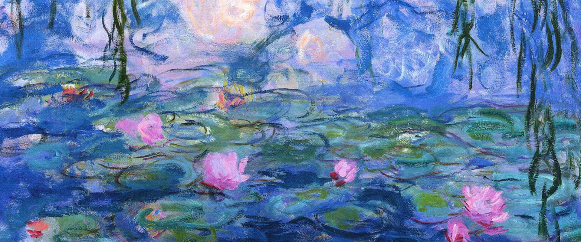 Claude monet paintings artworks collection buy posters for Buy art posters online